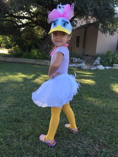 Create your costume pinterest yellow tights duck costumes and diy daisy duck costume more solutioingenieria Gallery