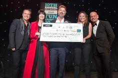Paul Mitchell FUNraising Gala 2013: Beverly Hills, CA