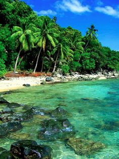 Camiguin Island. It is one the the finest Islands in the Visayan Islands of the Philippines.