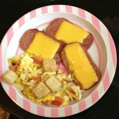 Low carb breakfast