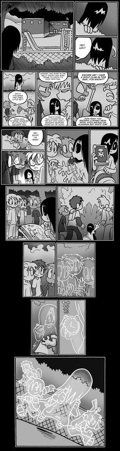 Erma :: Erma- The Rats in the School Walls Part 19 | Tapastic Comics - image 1