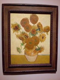 [New] The Best Art (with Pictures) This is the 10 best art today. According to art experts, the 10 all-time best art right now is. Van Gogh Exhibition, Van Gogh Sunflowers, Memorial Tattoos, National Portrait Gallery, Photo A Day, Travel Memories, Vincent Van Gogh, Happy Sunday, Cool Drawings