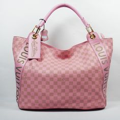 a pink Louis Vuitton!
