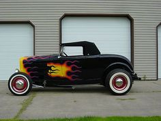 Ford : Other NA 1932 Old School Ford High Boy with - http://www.legendaryfinds.com/ford-other-na-1932-old-school-ford-high-boy-with/