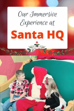 Looking for an unique and immersive experience at Santa HQ in Colorado. Check out our experience and learn how you can spend less time in line.