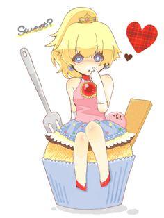 甘い甘いケーキはいかが?