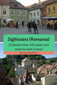 25 photos that will make you want to visit Sighisoara (Romania)