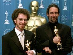 I fratelli Ethan (a sinistra) e Joel Coen