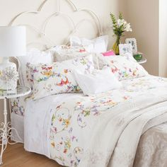 BUTTERFLY PRINT BEDDING - Bedding - Bedroom | Zara Home United States