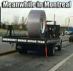 Meanwhile in Montreal...