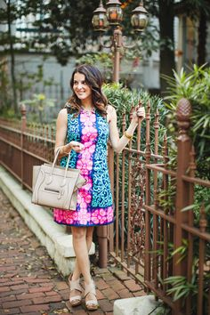 Style Seen: Life on the Squares | Spring 2014 Collection | Lily Pulitzer