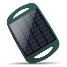 Get a solar-powered mobile device charger for $19.99
