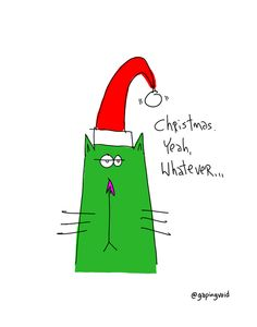 Good tidings to all cats!
