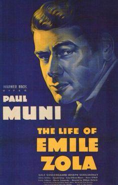 The Life of Emile Zola(1937) 7/10 - 2/7/15
