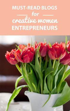 Must-read blogs for creative women entrepreneurs #business