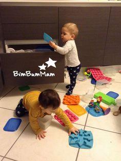 Pentole e contenitori - Ecco uno dei più semplici ed economici giochi per bimbi! Il divertimento in cucina è garantito! BimBumMam