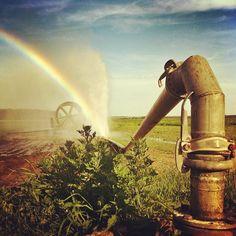 #duha #rainbow #pole