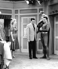 Adventures Of Superman Superman And I Love Lucy On Pinterest