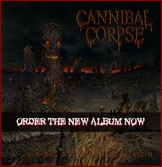 """To say Cannibal Corpse are the biggest death metal band in the world"""" admittedly, is a lofty declaration; one made by Metal Hammer UK in an article back in 2009. Since then, the band has released """"Evisceration Plague"""" and """"Torture"""" – both included future classic Corpse cuts, reaped praise from press and fans across the globe, and both accumulated sales on a level rarely seen in death metal. In direct contrast with the """"decline"""" of the music industry, Cannibal Corpse appears to be growing in…"""