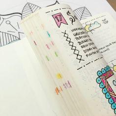 Color Index - Bullet Journal
