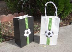 Football Soccer Birthday Party Theme Favor could make these Soccer Birthday Parties, Football Birthday, Sports Birthday, Soccer Party, Birthday Fun, Birthday Party Themes, Football Soccer, Sports Party, Party Bags