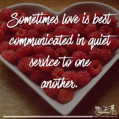 How do you serve your spouse? #TandemMarriage  #lovingyou