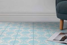 Vanbrugh - British Tile Collection - Tiles