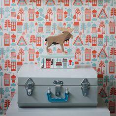 Tingleby Wallpaper from Isak www.isak.co.uk