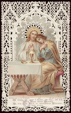 Holy Card Heaven: April 2014