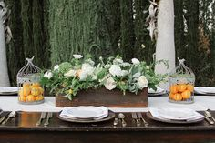 Chic Outdoor Rustic Wedding Ideas