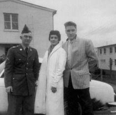 BMW 507 - Fotos aus der Sammlung des Elvis-Presley-Initiativkreises, Gelsenkirchen    Bad Nauheim, Goethestraße 14: