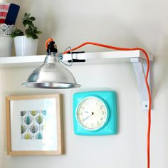 DIY Idea: Colorful String Cord Covers | Apartment Therapy