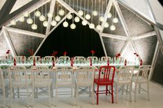 DIFFA - Dining by Design Table : By Stefan Beckman for the Coca Cola Company