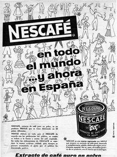 Nescafe, Old Advertisements, Mugs