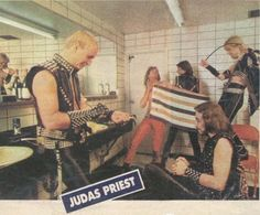 rob halford judas priest photos