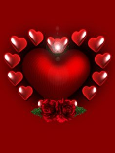 The perfect Heart Loves Roses Animated GIF for your conversation. Discover and Share the best GIFs on Tenor. Love Heart Images, Love You Images, Heart Pictures, I Love Heart, Beautiful Love Pictures, Beautiful Gif, Beautiful Rose Flowers, Love Rose, Coeur Gif