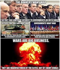 """#WAR is a #racket. It always has been"".  Major General Smedley Butler…"
