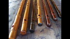 「あじさい色の雨」堀之内簫曲 演奏 七曜工房作 オリジナル横笛A管