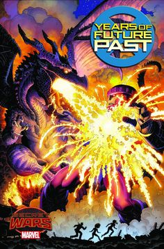 Years Of Future Past (2015) Issue #3
