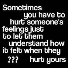 I would not call it hurting someones feelings, BUT yes you have to let the person understand how YOU felt. I do want my closest friends to tell me when I hurt them, no matter what. :)