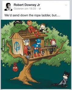 Robert Downey Jr. Just uploaded this on his facebook