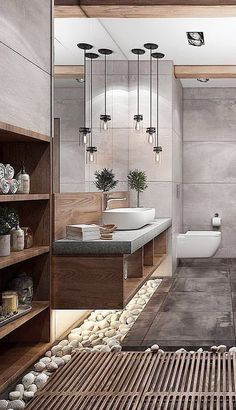 Beautiful master bathroom decor tips. Modern Farmhouse, Rustic Modern, Classic, light and airy master bathroom design tips. Bathroom makeover a few ideas and master bathroom remodel some ideas. Zen Bathroom Decor, Spa Inspired Bathroom, Spa Like Bathroom, Bathroom Layout, Spa Bathrooms, Bathroom Mirrors, Bathroom Cabinets, Modern Bathrooms, Beautiful Bathrooms