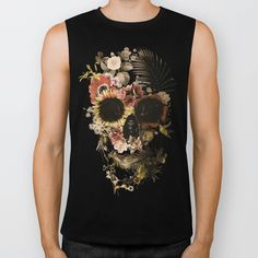 Check out society6curated.com for more! @society6 #illustration #fashion #style #tank #top #tanktop #tshirt #shirt #clothing #clothes #apparel #accessory #accessories #gift #idea #buy #shop #shopping #sale #fun #art #awesome #floral #flowers #pretty #beauty #beautiful #skull #floral #flowers #cool