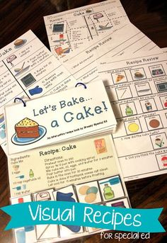 Why all special education classes should cook and 8 ways to incorporate cooking lessons (even if you don't have a kitchen)! Read more at: http://www.breezyspecialed.com/2016/05/how-to-incorporate-cooking-lessons-into.html