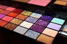 Glitter eyeshadow #eyeshadow #glitter