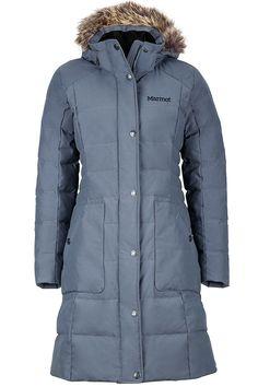 Wm's Clarehall Jacket, Steel Onyx, large