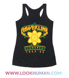 Dude remember the 90's sensation Powerline? I totally I have a shirt from his Stand Out tour. Eye to Eye was my favorite from that concert! Sure, it may look goofy to the max now, but you can impress your friends with this movie inspired tee.