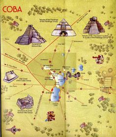 Coba,Mexico.Coba is a large ruined city of the Pre-Columbian Maya civilization, located in the state of Quintana Roo, Mexico. It is located about 90 km east of the Maya site of Chichen Itza.