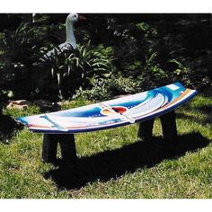 Outdoor Skichair Wake Board Table - WKTBL