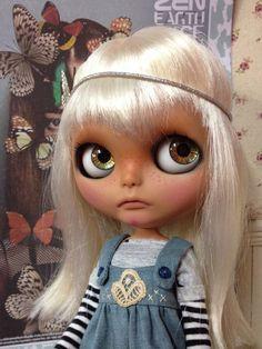 Emily   Ooak custom blythe by takudaaa